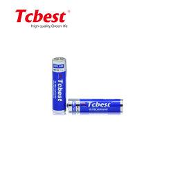 4pcs/Blíster Packaging, la primaria pila seca 1.5V AAA LR03 Am4 de la batería alcalina para MP3 ratón remoto juguetes electrónicos reloj cepillo de dientes