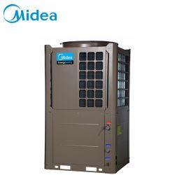 Mideaの直接暖房の商業空気ソースヒートポンプの給湯装置の12kwによってワイヤーで縛られるコントローラ