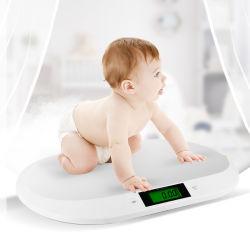 アマゾン赤ん坊の製品のABSプラスチックデジタル重量を量るスケール20kg