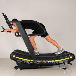 Тренажерный зал кардио оборудование кузова установите руководство по эксплуатации в коммерческих целях Treadmills по кривой