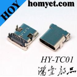 3.1 de Vrouwelijke Schakelaar van het type C USB
