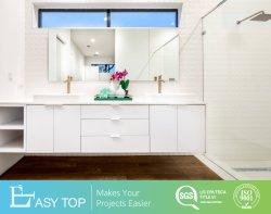 현대 백색 벽에 의하여 걸리는 마운트 목욕탕 PVC 허영