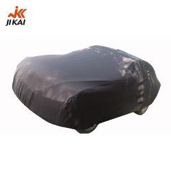 Cubierta de coche plegable impreso personalizado de protección de la cubierta externa coche aparcamiento cubierto.