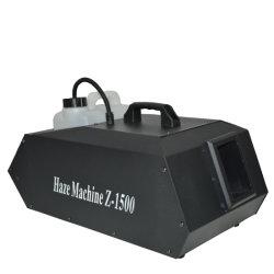 1500W névoa fina névoa máquina usando o palco de eventos de terceiros