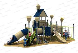 La serie Villa Parque Infantil de plástico al aire libre juego de diapositivas