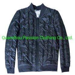 남자의 야외 활동 훅부는 사람 재킷을%s 100%년 폴리에스테 초음파 덧대진 재킷