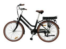 2019 새 모델 GPS 위치 City Electric Bike Fatory 26 인치 합금 숙녀 최신 판매 제품