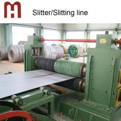 Il taglio della riga/ha fenduto alla bobina di Recoiler elaborare tagliato alla taglierina di Decoiler Uncoiler Recoiler di lunghezza