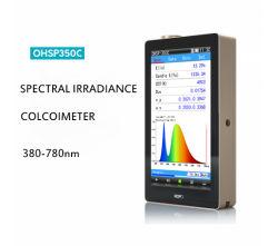 Fabricant Ohsp Hopoo350 Testeur de poche LED Spectromètre / testeur de lumière à LED