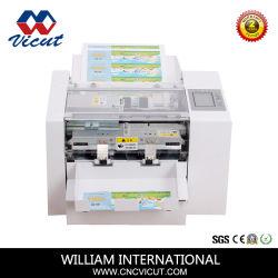 Sra3 au format A3 Coupe automatique Machine de découpe de la carte Carte de visite et carte postale