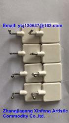 Высокое качество клейкого наклейку на стене висел пластика крюк