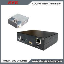 Transmisor de vídeo inalámbrico HDMI COFDM