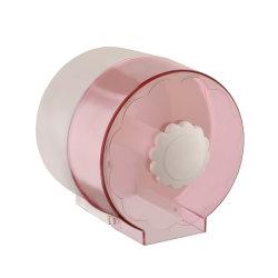 Hyaline Luolin étanche 5 couleurs salle de bain wc mur support de rouleau de papier tissue Box Stand carré moderne/Round, 9605