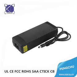 54,6 V 2um carregador de bateria 109W Adaptador de energia de corrente constante