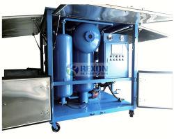 Maschinen-Transformator-Öl-Reinigung mit starkem Vakuumdehydratisierung-System