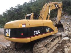 Le Japon Original excavatrice Cat320c avec le moins cher qu'38970USD USD
