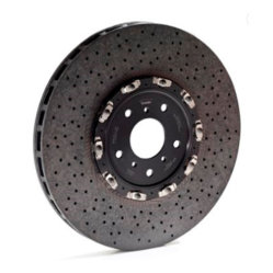 Disco di ceramica del freno dei ricambi auto del carbonio superiore del rotore per Porsche Caienna