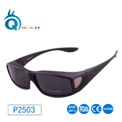 Aplicar sobre óculos polarizados de fumaça sobre miopia Copos