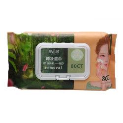 Handdoek de van uitstekende kwaliteit van het Vlekkenmiddel van de Make-up het Organische Vlekkenmiddel van de Make-up het Natuurlijke Vlekkenmiddel afveegt van de Make-up veegt af