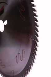 """10"""" X 100t T. C. T a lâmina da serra para corte de alumínio para uso industrial"""