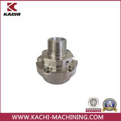 ステンレス鋼CNCの旋盤アルミニウムはCNCの回転機械化の部品を分ける