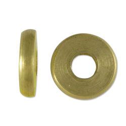 Rondelle de cuivre/plats en acier, frein à dent/rondelle de joint