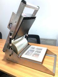 سعر المصنع أقل الصينية اليدوية منع تسرب آلة الوجبات السريعة صندوق ماكينة تدفئة