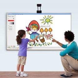 Tourner toute l'écran LCD à écran tactile interactif dans un comprimé Gaint