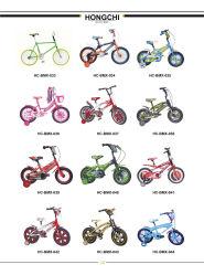 わき女の子BMXの安全な車輪は自転車のバイクを飾る