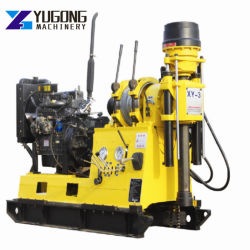 300m Hidráulico Portátil Core Perfuraçaäo máquina para venda