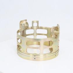 OEM de equipamentos especiais de alumínio de alta qualidade de precisão CNC parte da estrutura externa