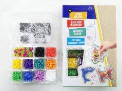 Lo schiocco rivestente di ferro dei branelli del ferro dei branelli ha progettato il giocattolo creativo dei capretti DIY di Crarft dei branelli