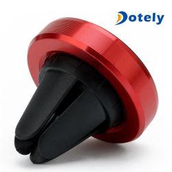 Téléphone de l'aérateur de gros de montage voiture magnétique porte-téléphone portable