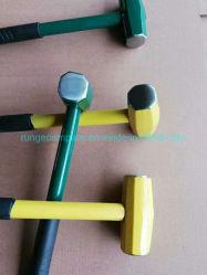 werden lange Schlitten-Hammer des Griff-6lbs gezwängt und verpfändet chemisch für überlegenes Retension