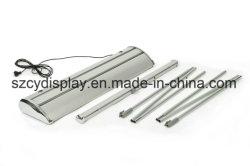 Двухсторонний электрический стабилизатор поперечной устойчивости баннер стенд/потяните подставку