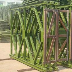 Acero prefabricadas puente Bailey temporal de emergencia puente Bailey