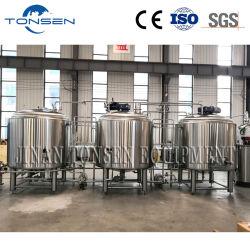 De Micro- van de Machines van het Bierbrouwen van de ambacht Apparatuur van de Brouwerij