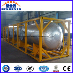 36cbm agua de mar de agua y tanque de almacenamiento de contenedores ISO
