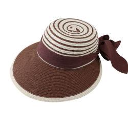 100% бумаги бейсбольной соломы с Red Hat Sun