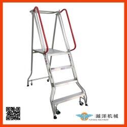 Extensão Industrial Construção Telescópico degrau da escada dobrável de alumínio para o mais possível por ocasião