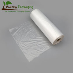 HDPE LDPE/Transparente bolsas de plástico transparente en el rollo, producir Roll Bag