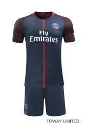 Traje de pista de la calidad de la marca ropa deportiva Camiseta de fútbol jersey de la Copa del Mundo