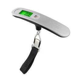50kg LCD électronique portable balance de pesage de bagages de voyage