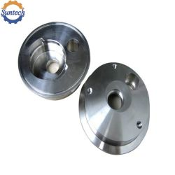 Precisione di alluminio dell'espulsione lavorata abitudine della fabbrica che gira i pezzi meccanici di CNC