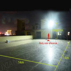 Comitato solare della pila solare del proiettore 25W 40W 60W 100W 200W del più nuovo indicatore luminoso del sensore solare