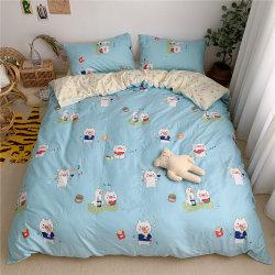 현대 아이들 표준 사이즈 침대 상점 침구