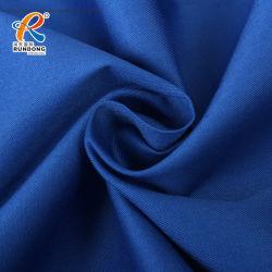 CVC Stof van het Overhemd van Oxford 60%Cotton/40%Polyester de Garen Geverfte Textiel