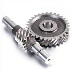 Auto de mecanizado CNC piezas de repuesto Accesorios de coche los engranajes de eje helicoidal