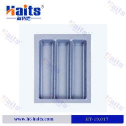 Просто пластиковые PP кухня ящик организатор лоток для столовых приборов Набор столовых приборов