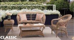 El chino moderno sofá Jardín al aire libre Home Hotel Ronda de Juegos de Salón El Mimbre Rattan silla mesa Muebles de aluminio de Ocio